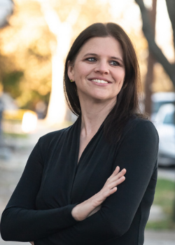 Kate Delany for Collingswood Board of Commissioners Collingswood Together 2021 candidate headshot